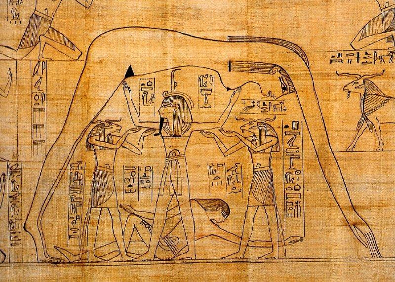 Nut Dios Egipcio
